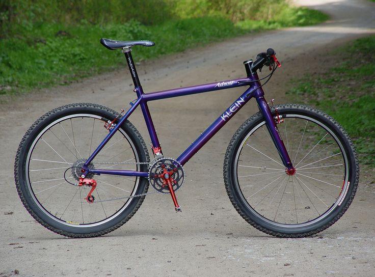 Mountain bikes should be like this again/Las bicicletas de montaña deberían ser…