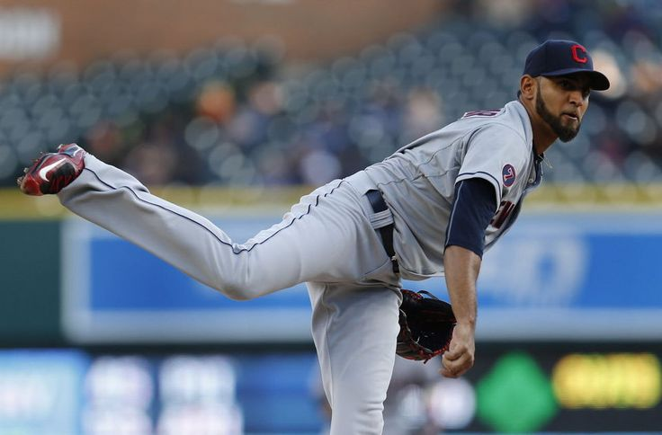 Danny Salazar get the win against the Tiger. score 13-1