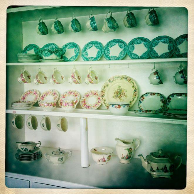 Tea sets galore