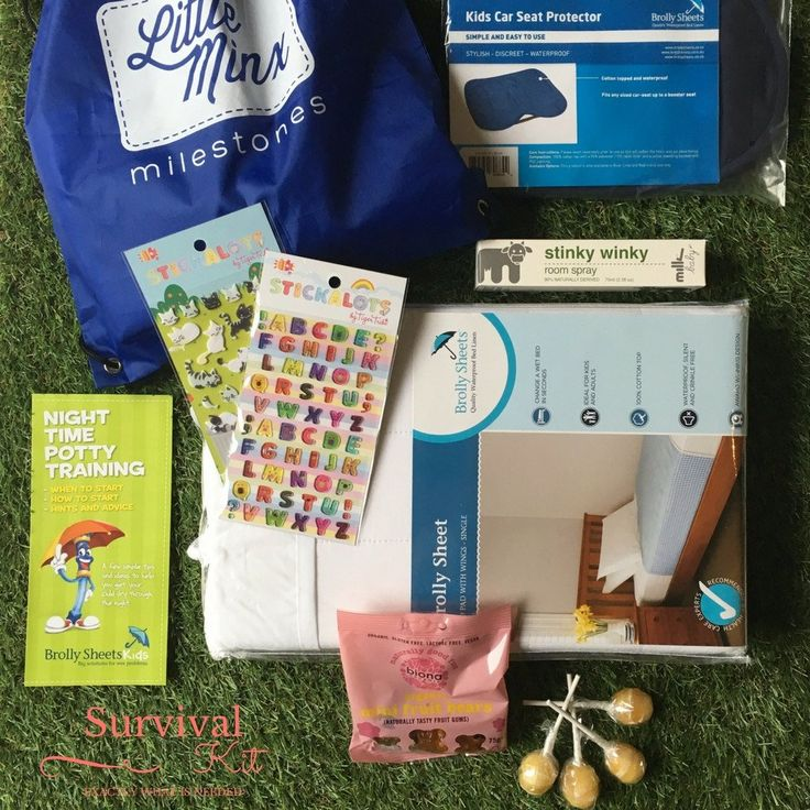 Gotta Go - Toilet Training Survival Kit - Brolly Sheets  Online Store for Parents and Children (0-5+)