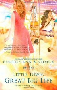 May OHBC: Little Town, Great Big Lie by Curtiss Ann Matlock