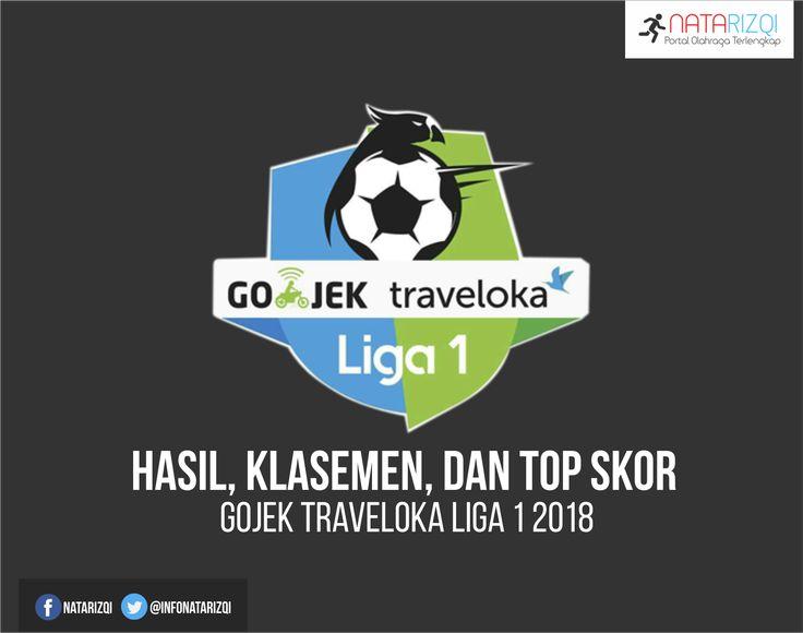 Hasil dan Klasemen Sementara Gojek Traveloka Liga 1 Musim 2018 Terbaru