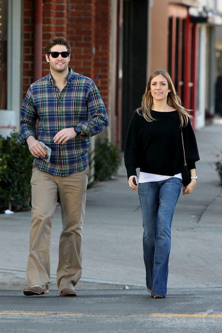 Jay Cutler and Kristin Cavallari - In West Hollywood.  January 2012.