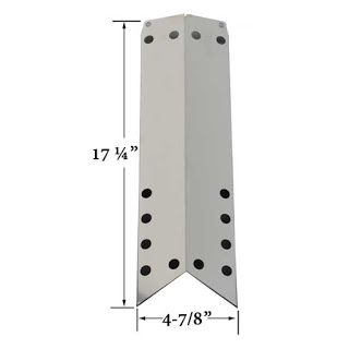 Grillpartszone- Grill Parts Store Canada - Get BBQ Parts, Grill Parts Canada: Duro Heat Shield | Replacement Stainless Steel Hea...