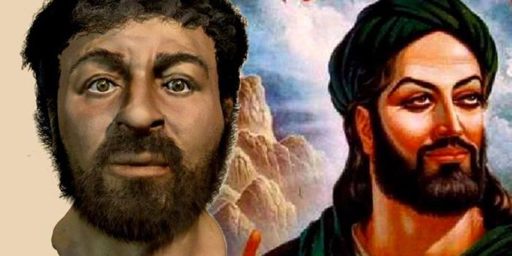 Jesus or Muhammad?  Jesus! Period.. What do you think?