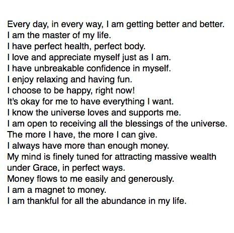 Abundance, money- Quote: How I Made Over $1 Millio…