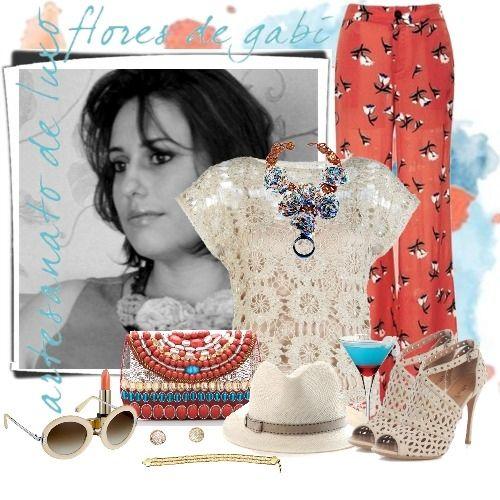 Flores de Gabi (2507431) - Closet Gabi - Fashion.me