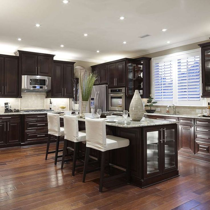 New House Kitchen Designs: Mattamy Homes Inspiration Gallery: Kitchen - Design And Style