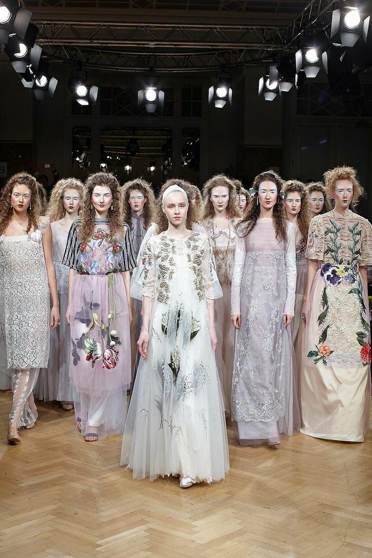21grammi. di Federica Santini: I was born a gardener! || Haute Couture Collection...