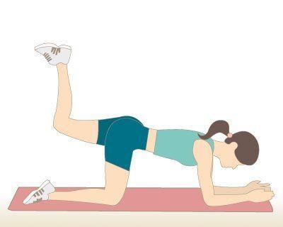 Les 25 meilleures id es de la cat gorie exercice ischio for Exercice pour muscler interieur cuisse