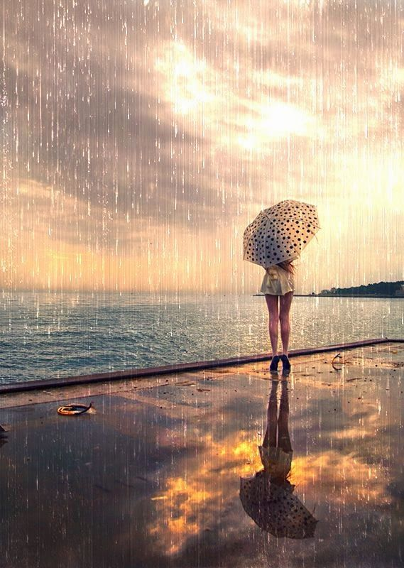essay writing on a rainy day