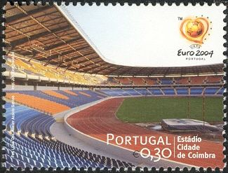 Estádio Municipal de Coimbra - Euro 2004 Coimbra's stadium - soccer