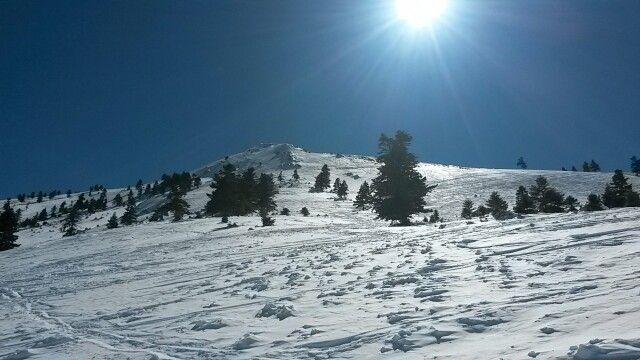 Γιατί στην Ελλάδα και στο βουνό έχει ήλιο!