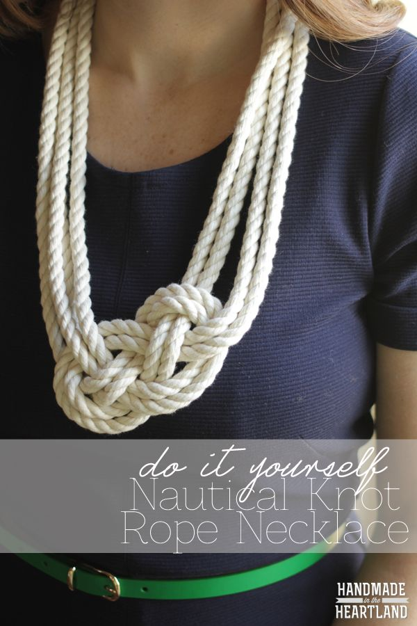 how to make a rope knot bowl