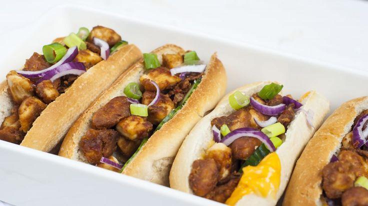 Recept: broodje hete kip | By Aranka - een lifestyle-, food- en beautyblog met een persoonlijke twist!