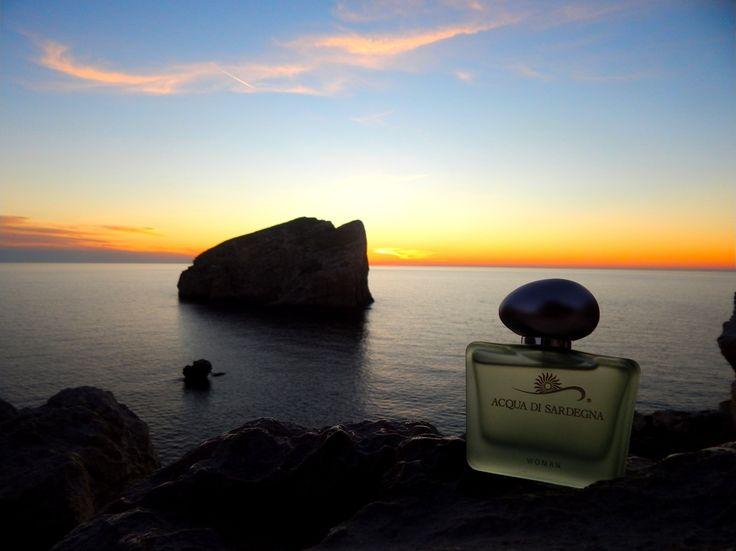 Profumi Acqua di Sardegna...e Capo Caccia