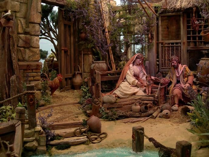 Pin de Navidad en Blog Navidad.es | Christmas nativity ...