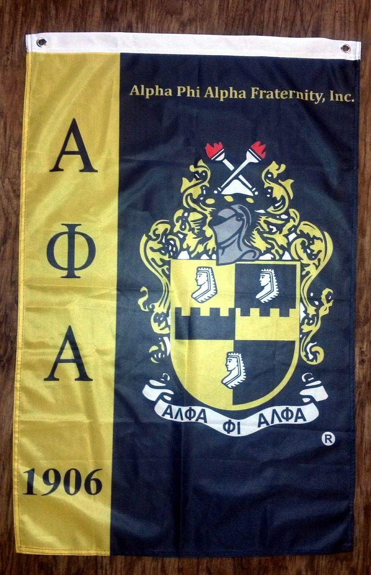 Alpha Phi Alpha flag