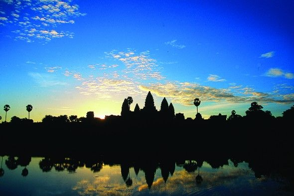 Go Siem Reap visit Angkor Wat stay with Angkor Orchid Central Hotel http://www.angkororchid.com