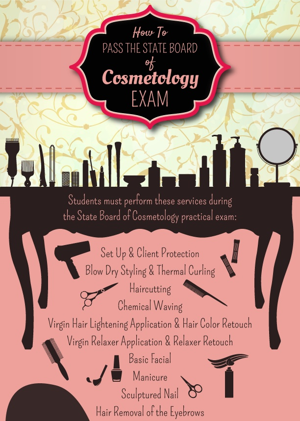 This is a great way to practice! i cant wait to start school! Learn how to pass the State Board of cosmetology exam!