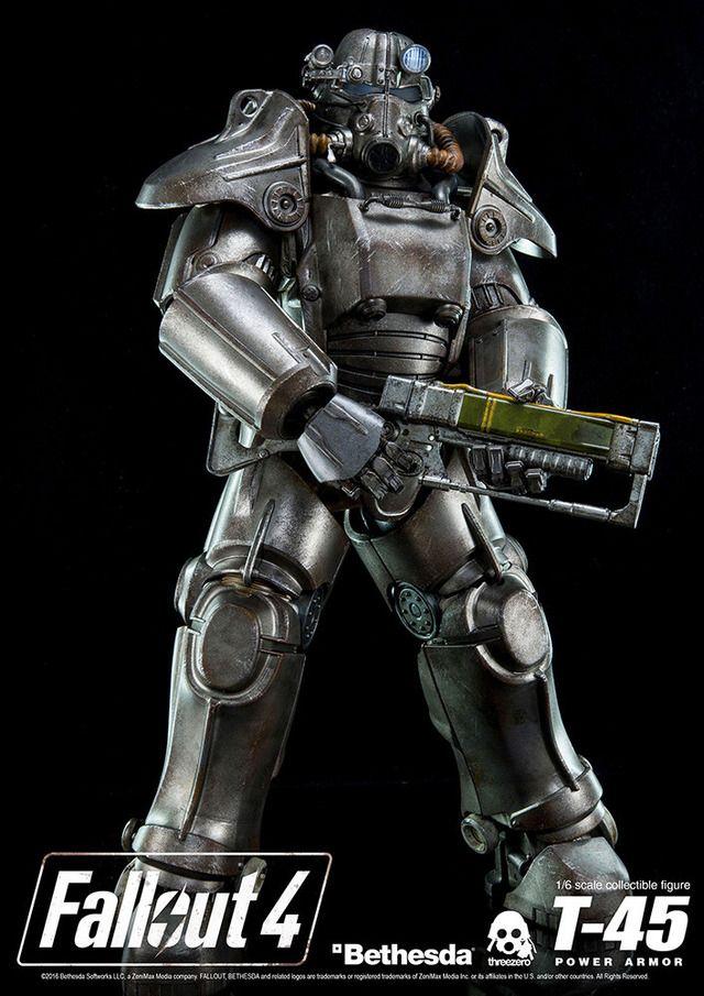 グッドスマイルカンパニー:T-45 POWER ARMOR (T-45 パワーアーマー)