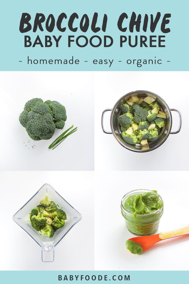 7 Organic Baby Food Recipes For 20 Complete Guide Baby Foode Baby Food Recipes Baby Super Foods Baby Puree
