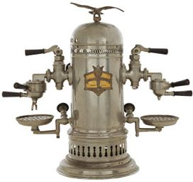 The Victoria Arduino espresso machine is a symbol in the history of coffee, and the history of Italian customs and culture throughout Europe...