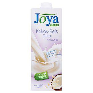 Joya UHT rizs-kókusz ital 1 l - Tesco Bevásárlás
