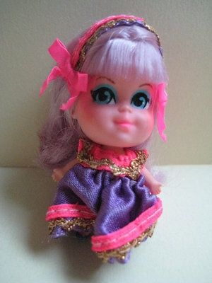 little kiddles dolls from the 1960s | liddlekiddle #1960s #midcentury #toys #dolls | Joy of Collecting: Li ...