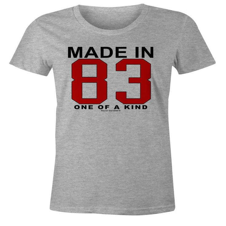 Womens 33rd Birthday T-Shirt