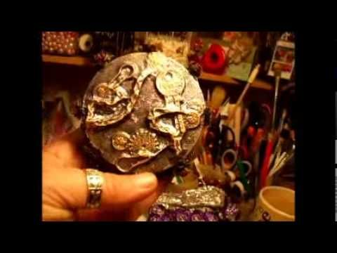 Fab way to create a Steampunk Trinket box