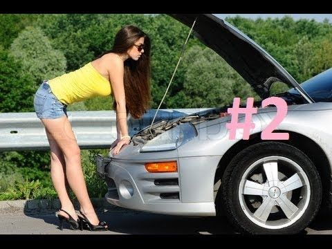 Good Drivers on Russian Roads - positive compilation #2