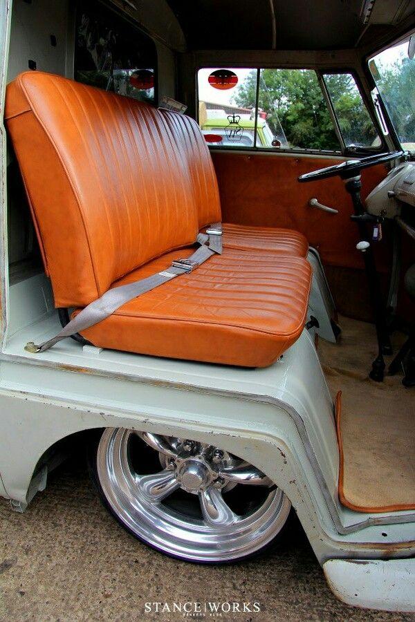 VW Interior..