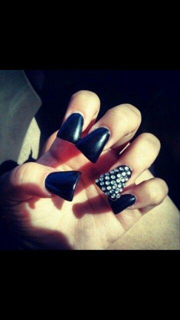 black duck feet nails