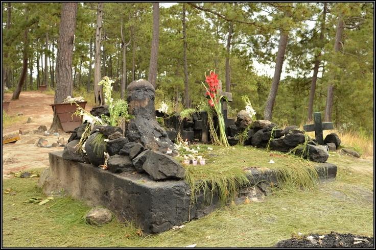 Pascul Abaj hlavní oltář