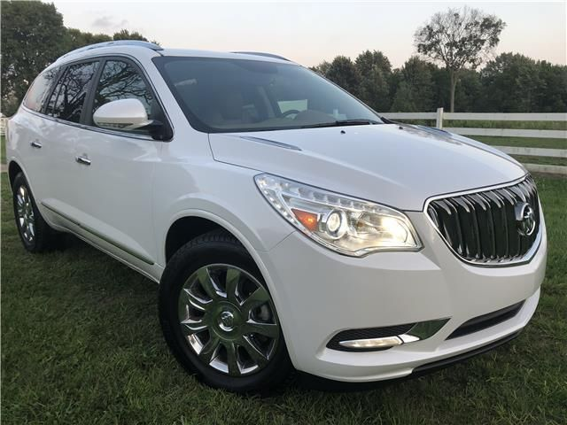 2016 Buick Enclave Leather Buick Enclave 3rd Row Suv Buick