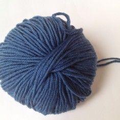 Fir de tricotat sau crosetat, lana 100% merinos, f moale catifelata  pt. Luca