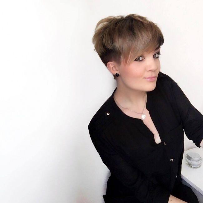 Krótkie fryzury z grzywką - 25 najlepszych z Instagrama. Dziewczyny pokazują swoje cięcia! - Strona 8