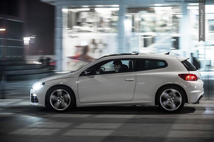 Volkswagen Scirocco R in motion #vw #scirocco #motion more: http://premiummoto.pl/01/12/volkswagen-scirocco-r-nasza-sesja
