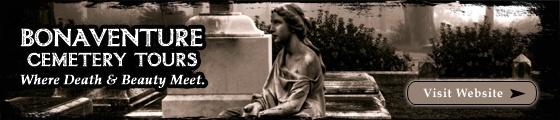Bonaventure Cemetery Tours.com