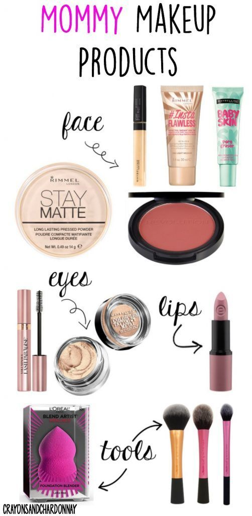 5 Minute Mommy Makeup (Drugstore Only!)  Do you want to get ready in 5 minutes or less?? Here are some awesome makeup products perfect for busy moms!