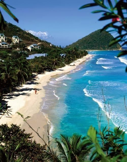 Tortola Beach, Tortola, British Virgin Islands