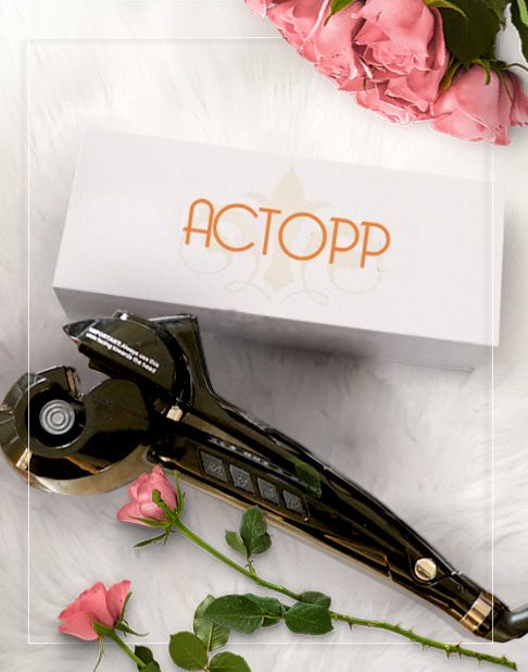 ARINO Automatic #HairCurler /Professional #CurlingWand helps to easily create the desired curl effects. http://www.actopp.com/automatic-hair-steam-curler-arino-ceramic-hair-curler-professional-curling-iron.html