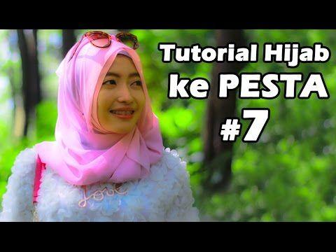 Tutorial Hijab untuk Pesta #7 - YouTube
