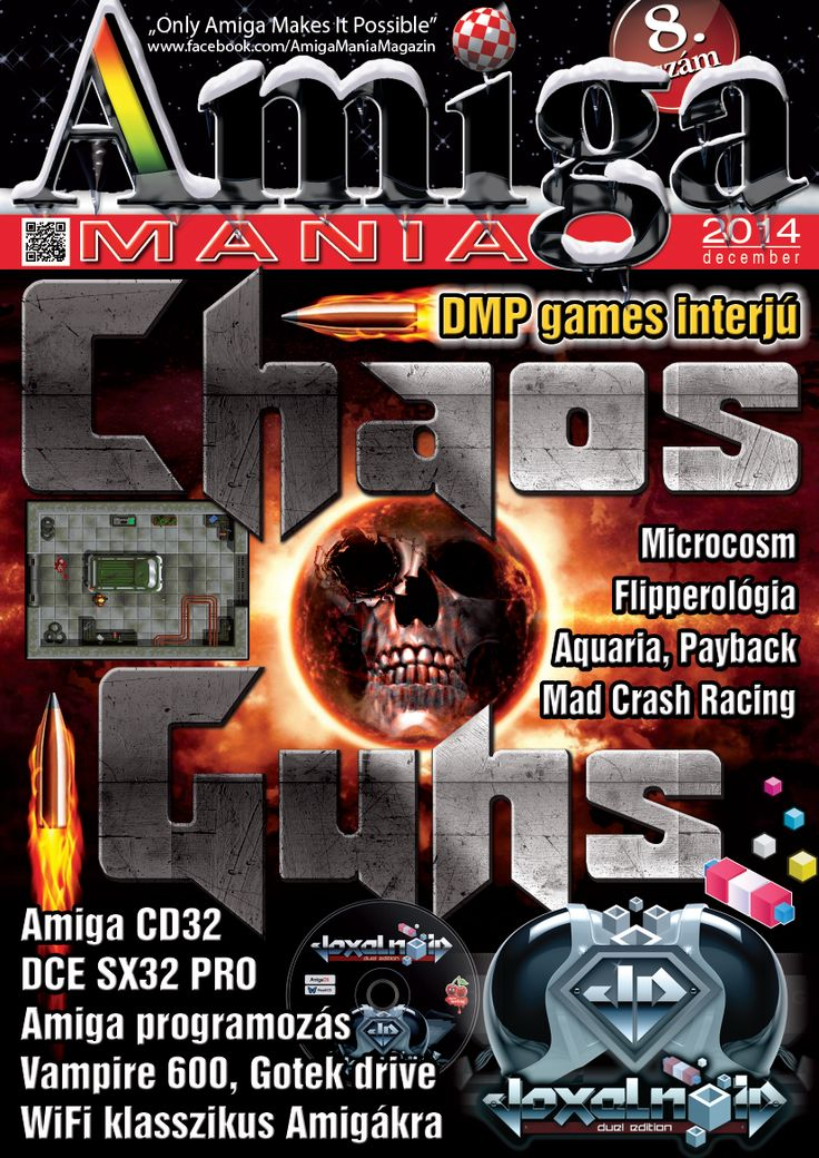 Amiga Mania Magazin 008