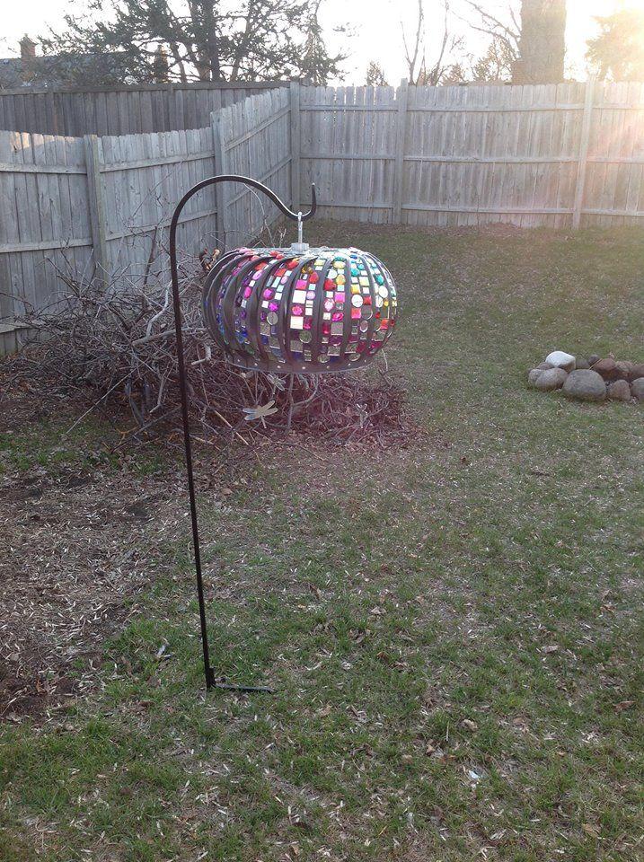 Hypno Gig Spinning Lawn Garden Art Thewrightplace Blog Com