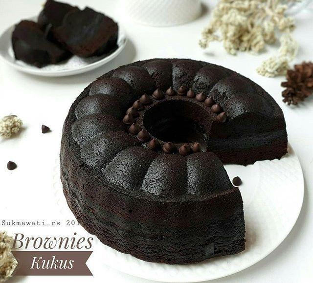 Brownies Kukus By Sukmawati Rs Ala Ny Liem Bahan 6 Butir Telur 225 Gr Gula Pasir 1 2 Sdt Emulsifier 125 Gr Tepung Ter Hidangan Penutup Resep Kue Makanan