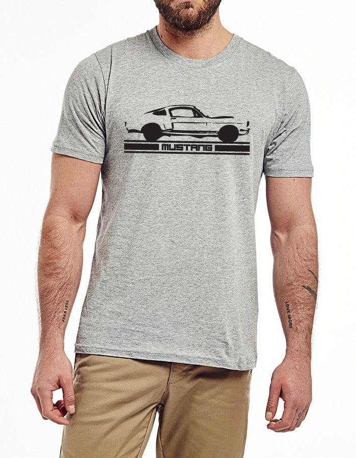 418 best classic modern american muscle cars images for Vintage mustang t shirt