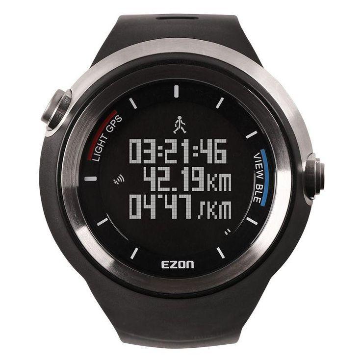 Reloj Sports Multifunciones EZON Smart Outdoor Bluetooth GPS ideal para Hiking Montaña Con Altimetro