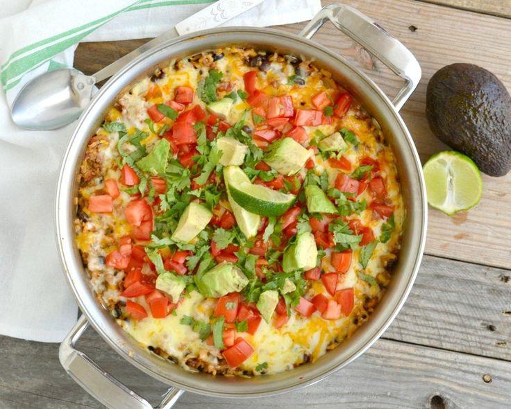 beef burrito bowl recipe uk